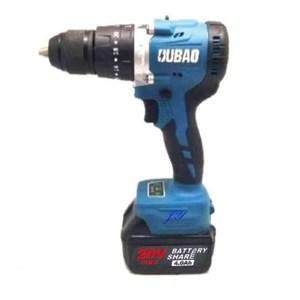 OUBAO歐寶 20V無刷震動電鑽OB806T(4.0A*2)