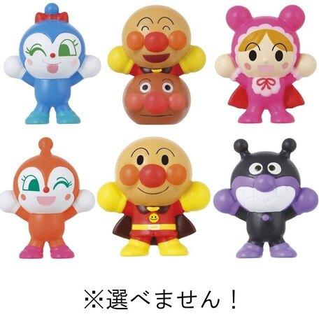 玩具浴球 日本正版 麵包超人 細菌人 沐浴球 泡澡球 入浴劑 洗澡 泡泡球 玩具 公仔 隨機 日本代購