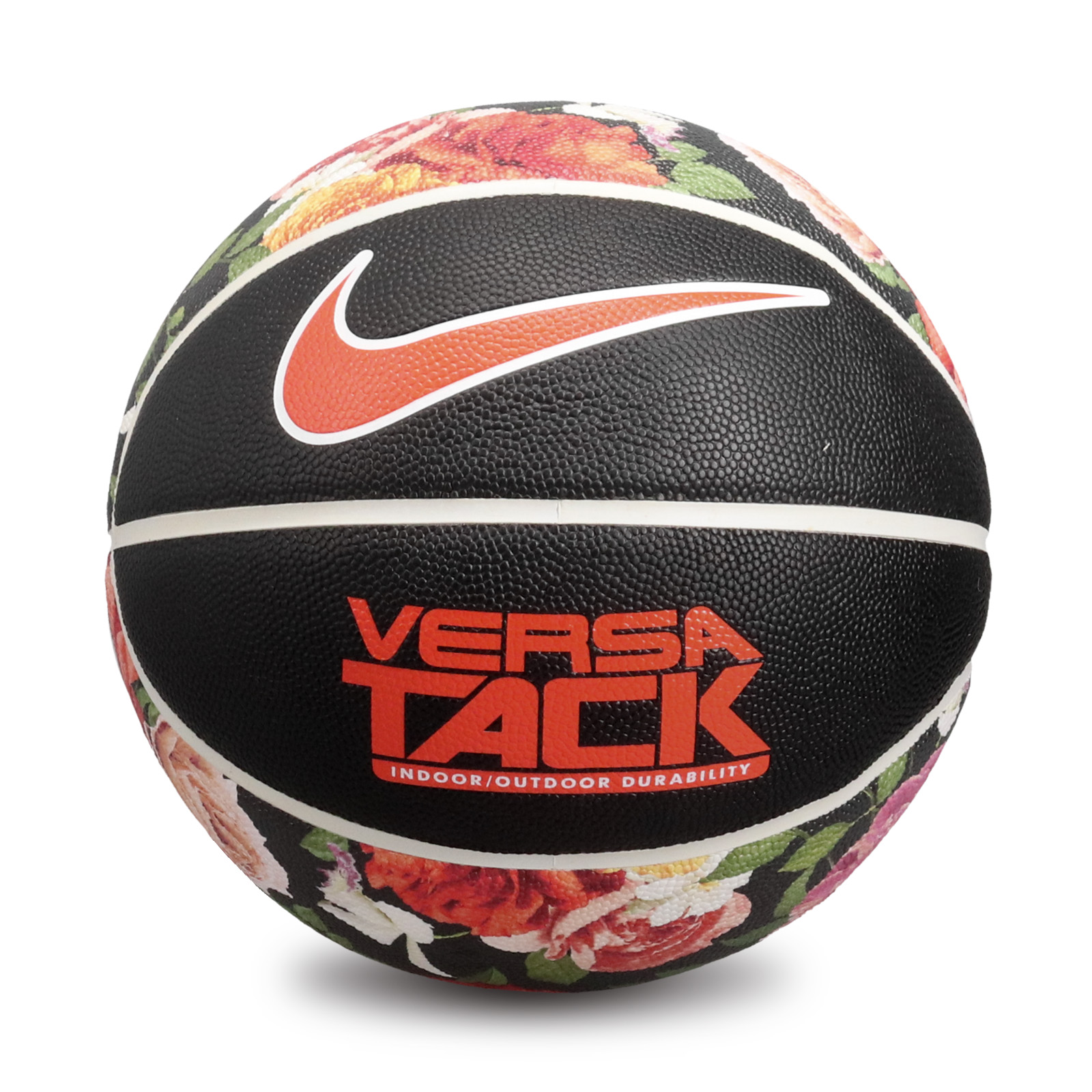 Nike 籃球 Versa Tack 8P 彩色 黑 7號球 室內外 耐磨 花卉【ACS】 N000116491-707