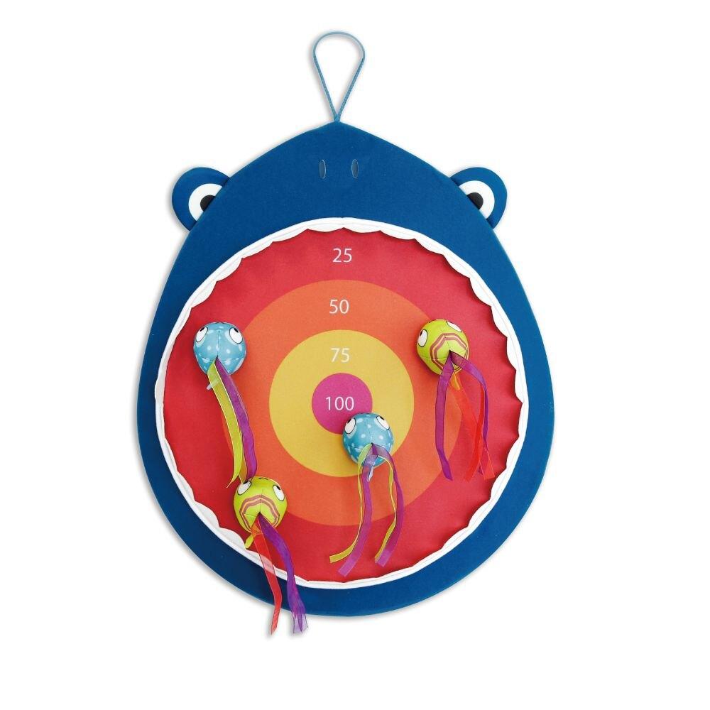 B.Toys 鏢風蟲蟲-鯊魚小隊