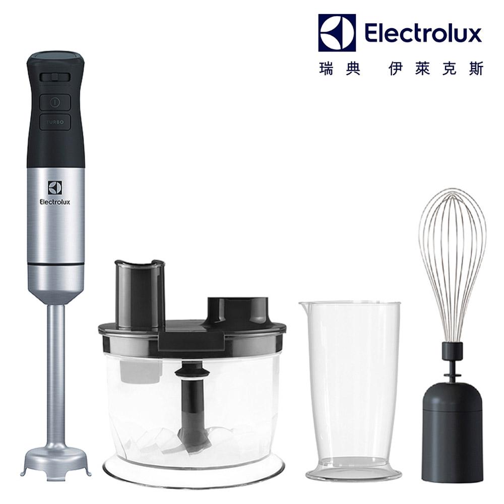 【Electrolux伊萊克斯】 Create 5 手持式調理攪拌棒 攪拌器 E5HB1-57GG