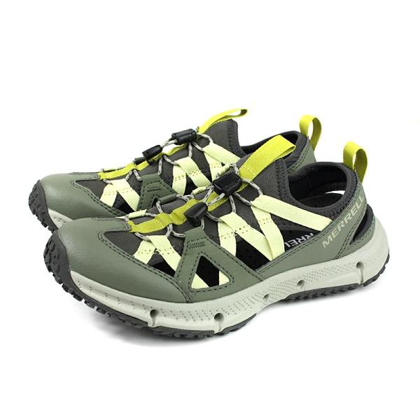MERRELL HYDROTREKKER SYN SHANDAL 運動鞋 水陸兩棲 橄欖綠 女鞋 ML033536 no095