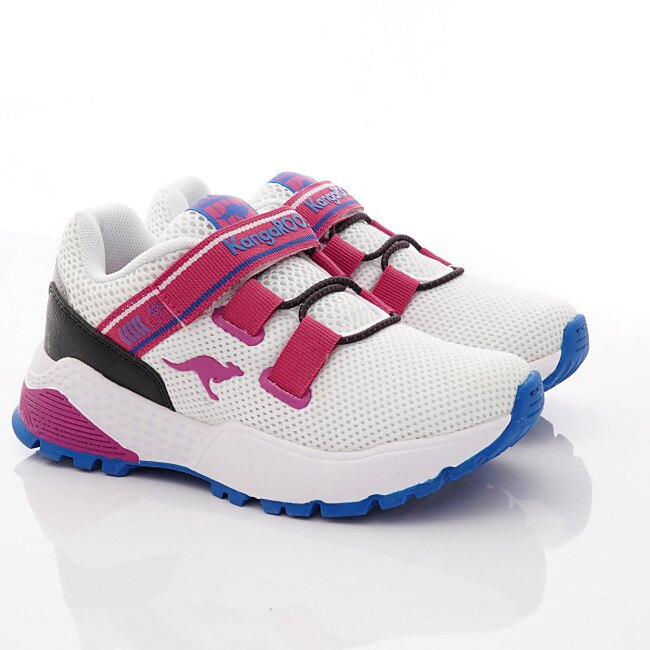 KangaROOS休閒運動童鞋-ROADSTER腳踏車鞋-KK01269白桃(中大童段)