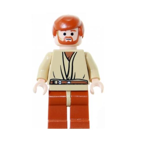LEGO 人偶 SW152 星際大戰系列 Obi-Wan Kenobi【必買站】樂高人偶