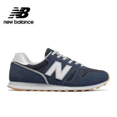 【New Balance】 復古鞋_中性_丈青_ML373DB2-D楦