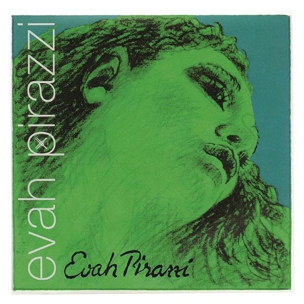 德國PIRASTRO Evah Pirazzi綠美人小提琴套弦-小提44專用/金E弦/超值兩套組