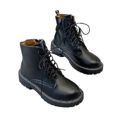 KEITH-WILL時尚鞋館 時尚穿搭造型中筒靴