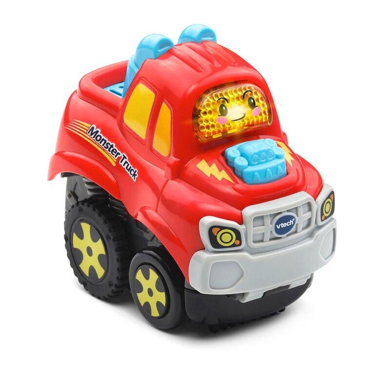 《英國 Vtech》嘟嘟車系列  聲光迴力衝鋒車-酷炫吉普車 東喬精品百貨