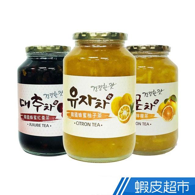 韓廣 韓國蜂蜜柚子茶 蘋果茶 紅棗茶 檸檬茶1kg 蝦皮24h[滿額折扣]