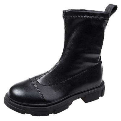 KEITH-WILL時尚鞋館 時尚穿搭中短筒靴