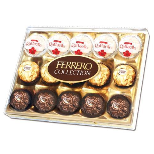 費列羅臻品巧克力15入裝162g【愛買】