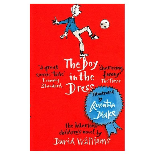 The Boy in the Dress /David Walliams 誠品eslite