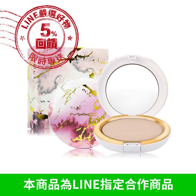 M.A.C 粉電大理石-超激光炫彩餅(10g)#DOUBLE GLEAM-百貨公司貨