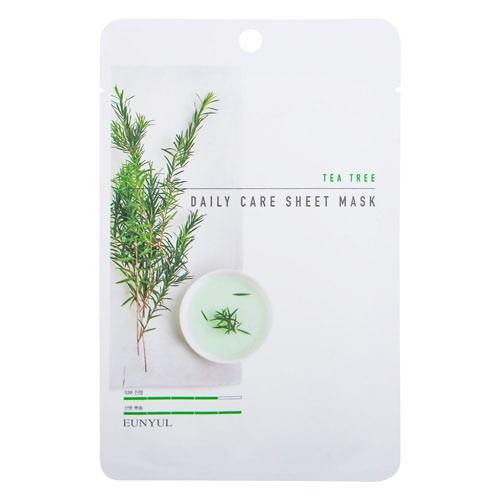 韓國EUNYUL植萃面膜-茶樹22g【愛買】