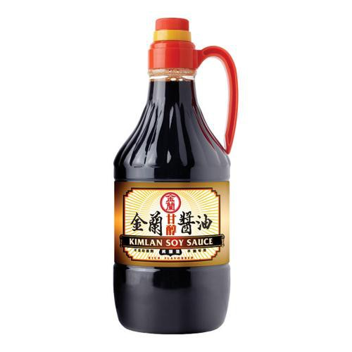 金蘭甘醇醬油1500ml【愛買】