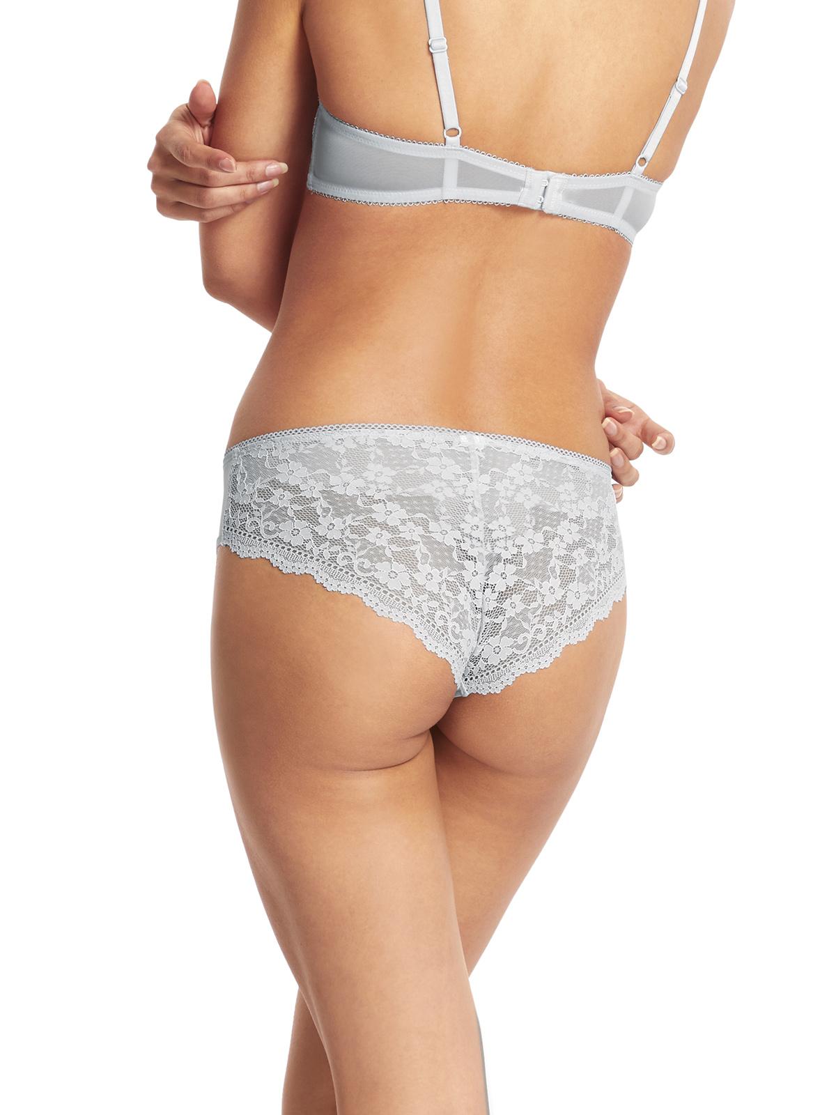 雛菊蕾絲低腰包臀內褲