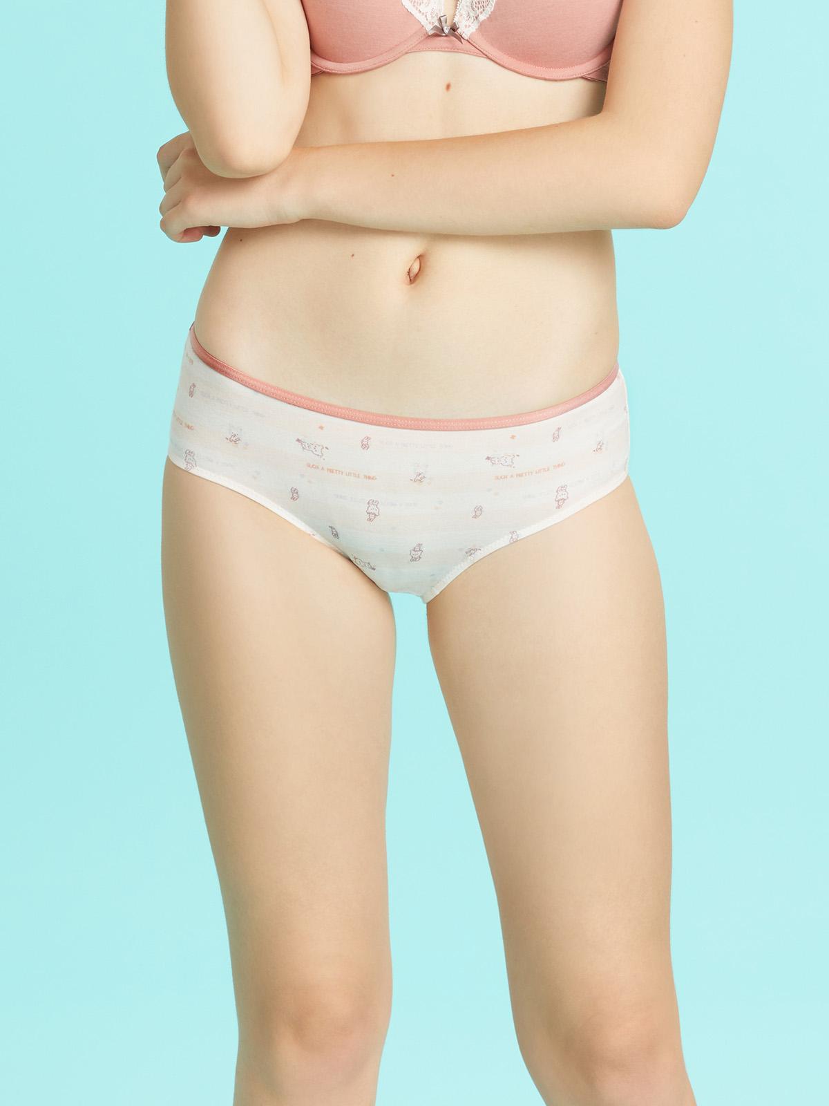 棉質包覆內褲