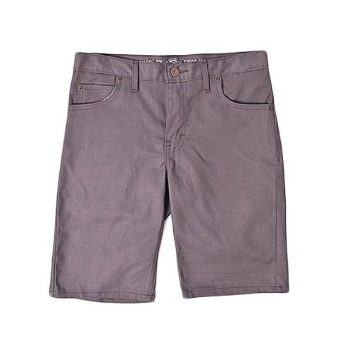 特價75折!!【DICKIES】WR805 膝上合身窄版 工作短褲 (灰VG)
