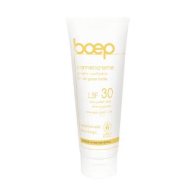 即期品限量特惠 boep-天然礦物防曬霜 100ml (敏感肌專用)