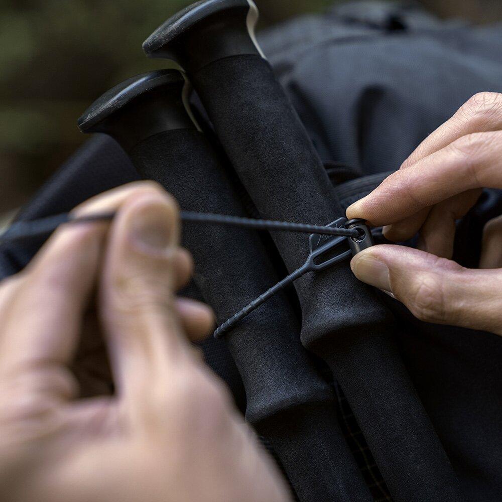 Matador 鬥牛士 Re-Ties 戶外專業多段式綑綁繩/重複使用 四入組