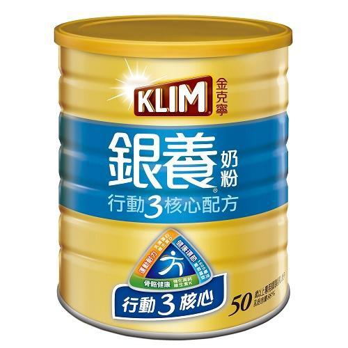 金克寧銀養奶粉高鈣葡萄糖胺配方750g【愛買】
