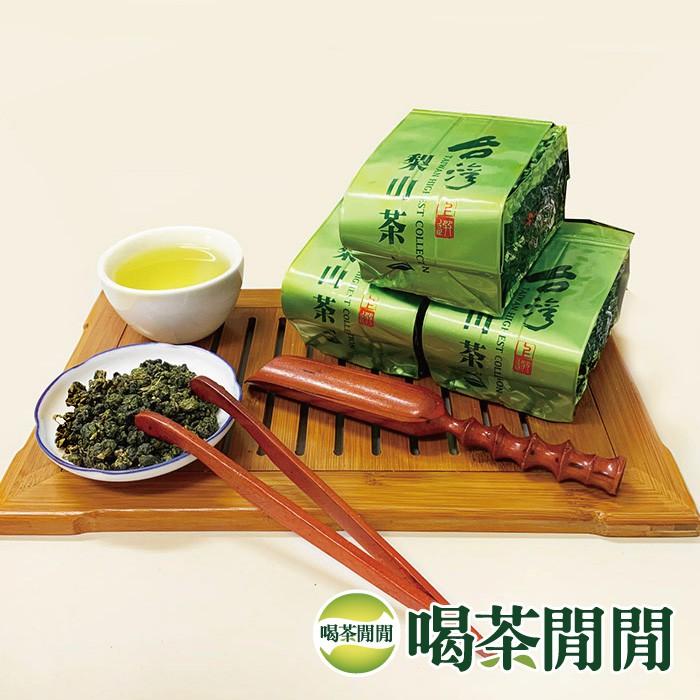 【喝茶閒閒】台灣茶韻梨山烏龍茶葉/清香/P0A3600/梨山茶