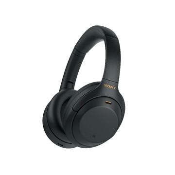 SONY索尼 真無線藍牙耳機-黑(WH1000XM4/BME)