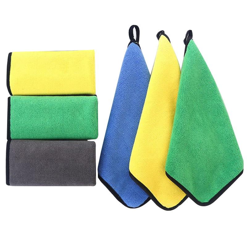 加厚雙面毛巾 洗車毛巾  擦車巾 毛巾 擦車巾擦車布GOGORO 2 3  vespa吸水毛巾