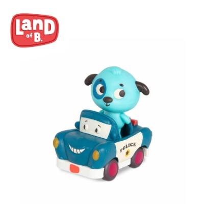 B.Toys 迷你車長-沃菲與羅力_Land of B.系列