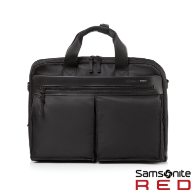 Samsonite RED WILLER 城市商務尼龍筆電公事包15.6(多色可選)