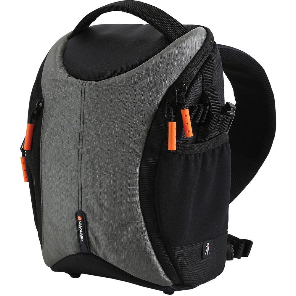 美國 vanguard oslo 37 gy 銀色 即影者 旅行 單肩 後背包 輕便 相機包 機車包