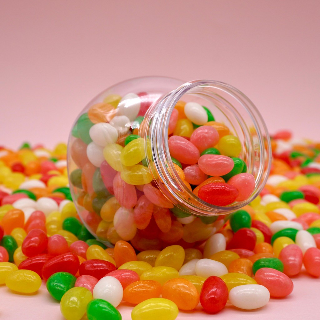 【嘴甜甜】吉利豆 200公克 水果糖系列 水果口味 多旺彩糖