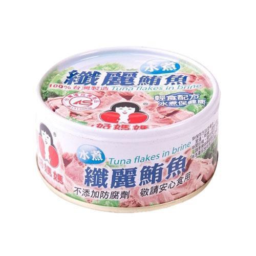 東和水煮纖麗鮪魚片150g x3入【愛買】