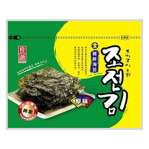 良澔金朝鮮海苔-精選原味 36g【愛買】