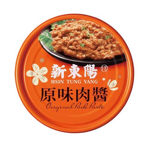 新東陽五香肉醬160g x3罐【愛買】