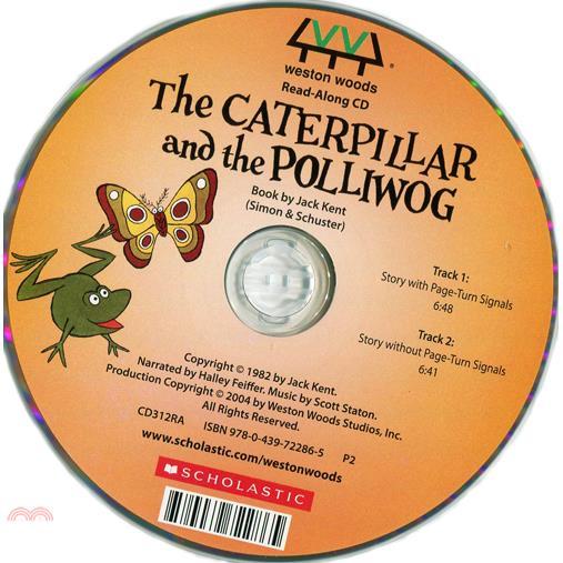 The Caterpillar And The Polliwog 廖彩杏老師推薦有聲書第2年第27週【三民網路書店】