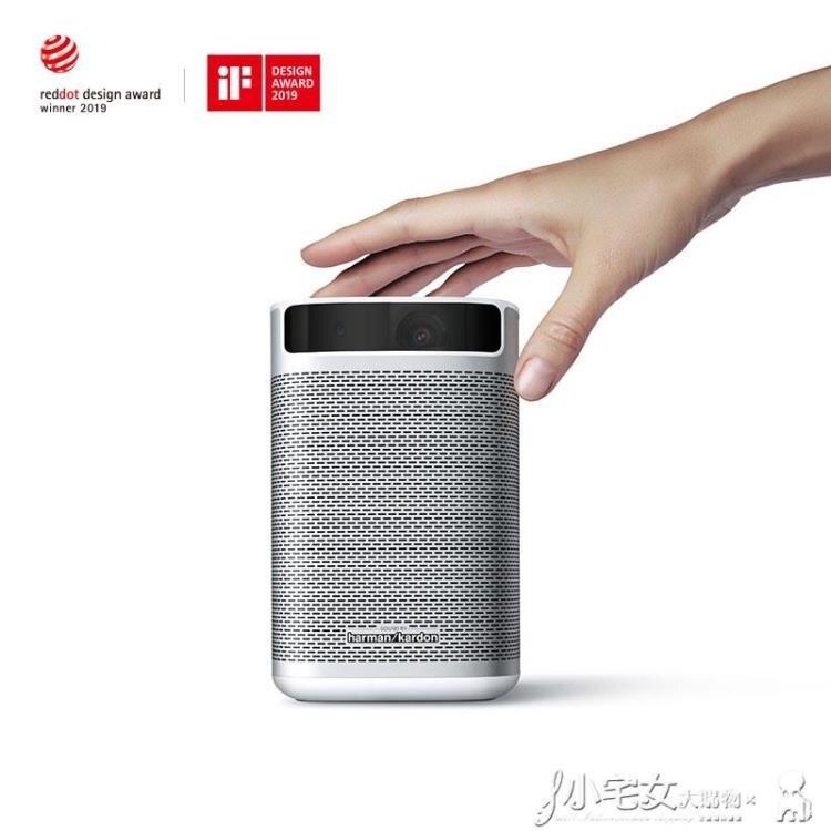 投影機 無屏電視Play特別版 家用便攜式智慧3D投影儀手機微型高清無線wifi小型宿舍臥室