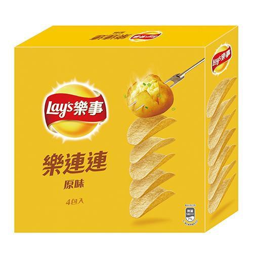 樂事洋芋片重量包-原味260g【愛買】