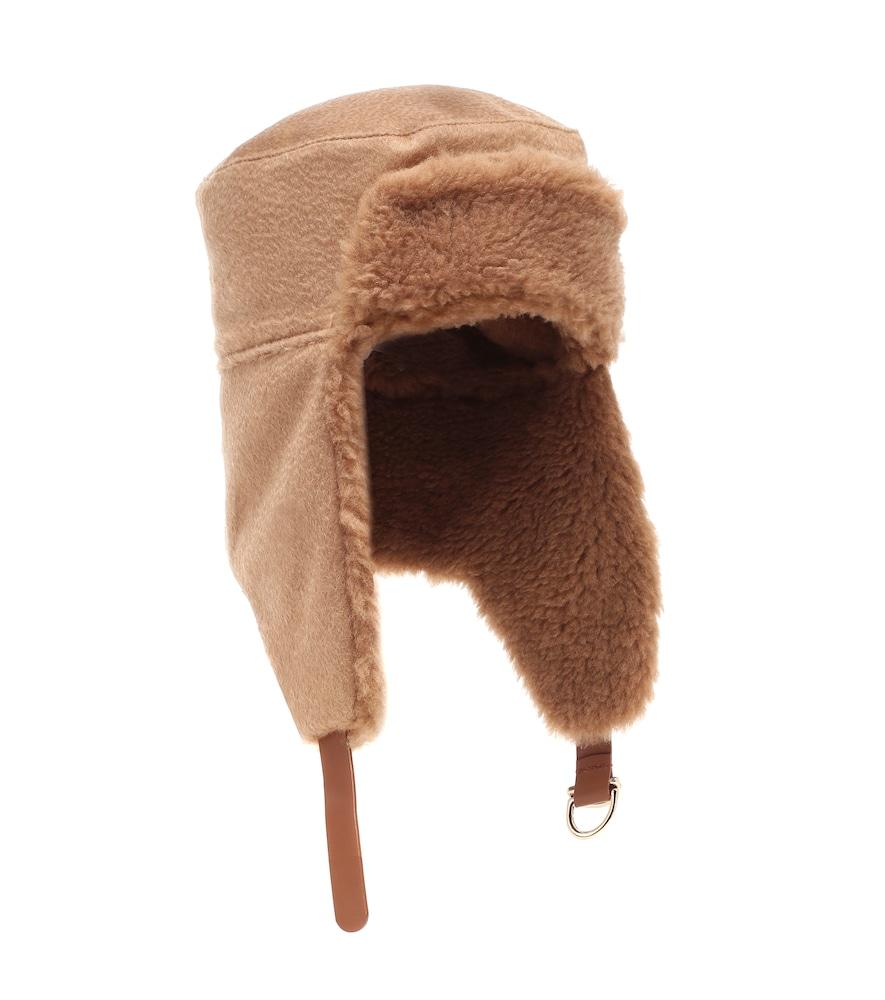 Avy camel hair hat