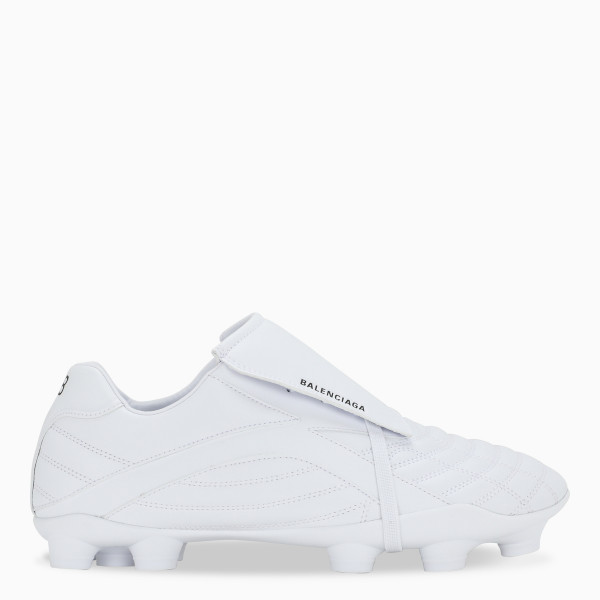 Balenciaga Men's white Soccer sneakers