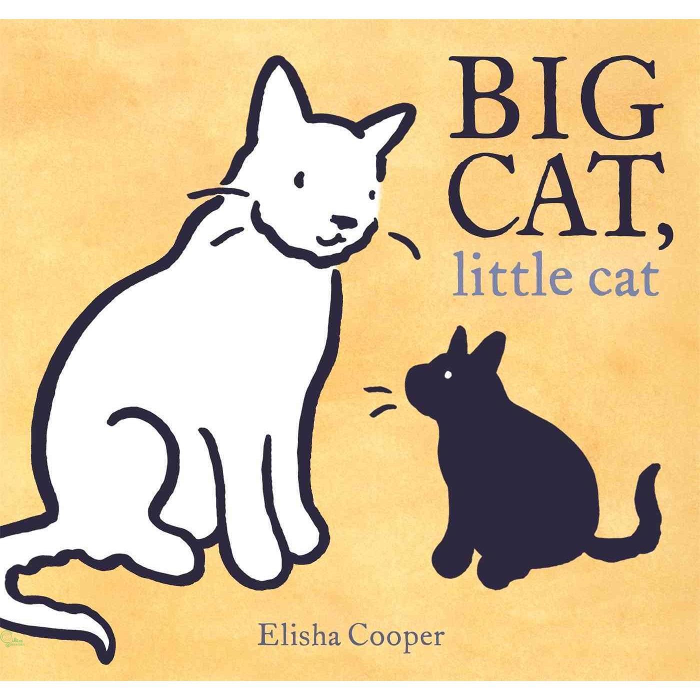 Big Cat, Little Cat【禮筑外文書店】(精裝)[79折]