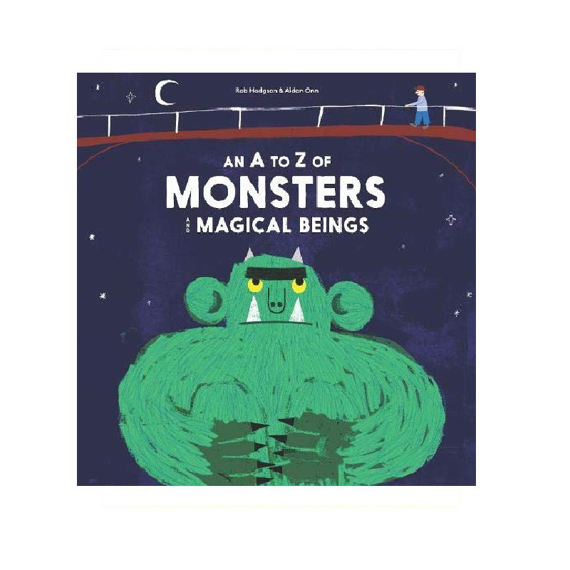 A-z of Monsters and Magical Beings 怪獸大集合