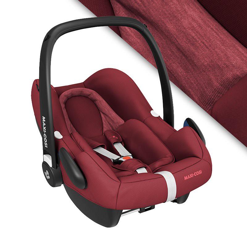 MAXI-COSI ROCK 新生兒提籃汽車安全座椅-多色可選