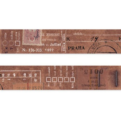 PAPIER PLATZ Sunny Sunday Masking Tape/ Beside和紙膠帶 eslite誠品