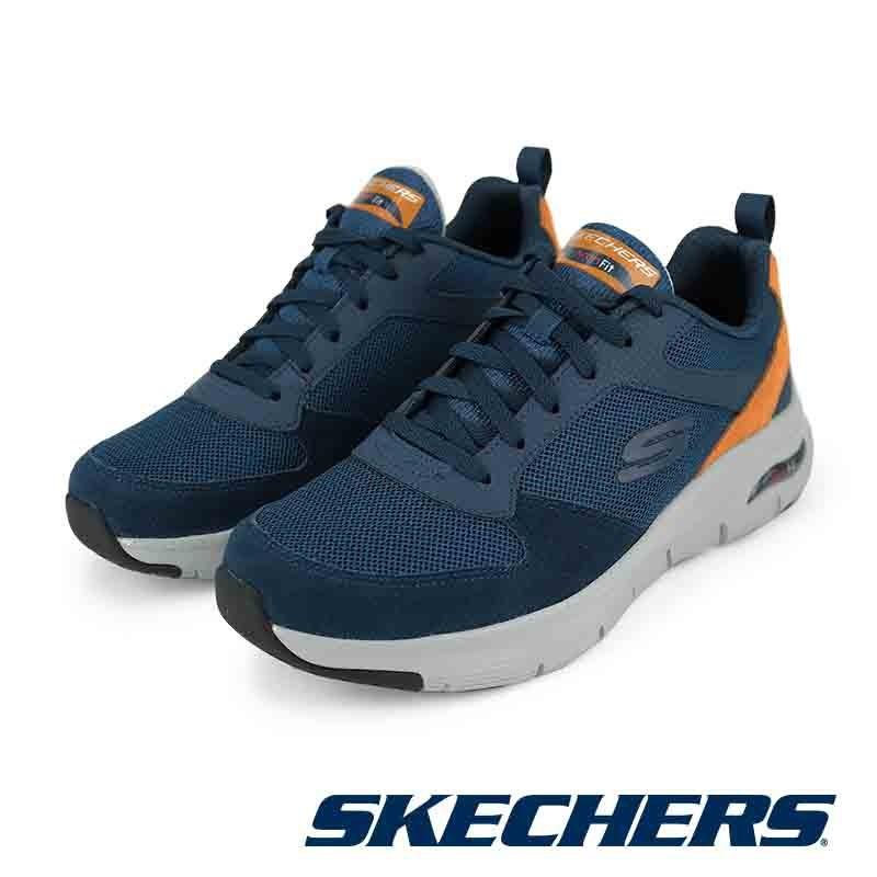 【SKECHERS】運動系列 ARCH FIT - 232101NVY - 海軍藍 男 - 原價3090元