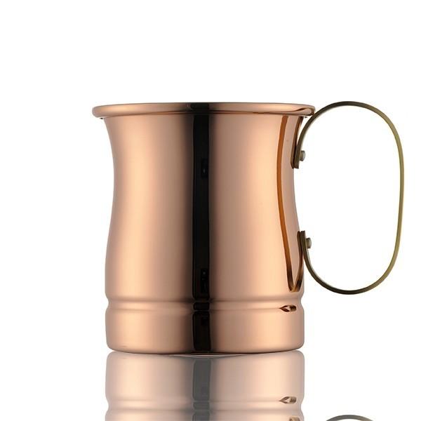 日本製 日本銅器 340cc/340ml 咖啡杯/啤酒杯/銅杯/水杯/茶杯   銅製馬克杯