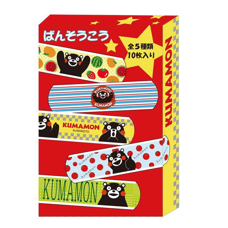 (買/醫)快立貼救急絆(未滅菌)10入盒裝-紅【康是美】