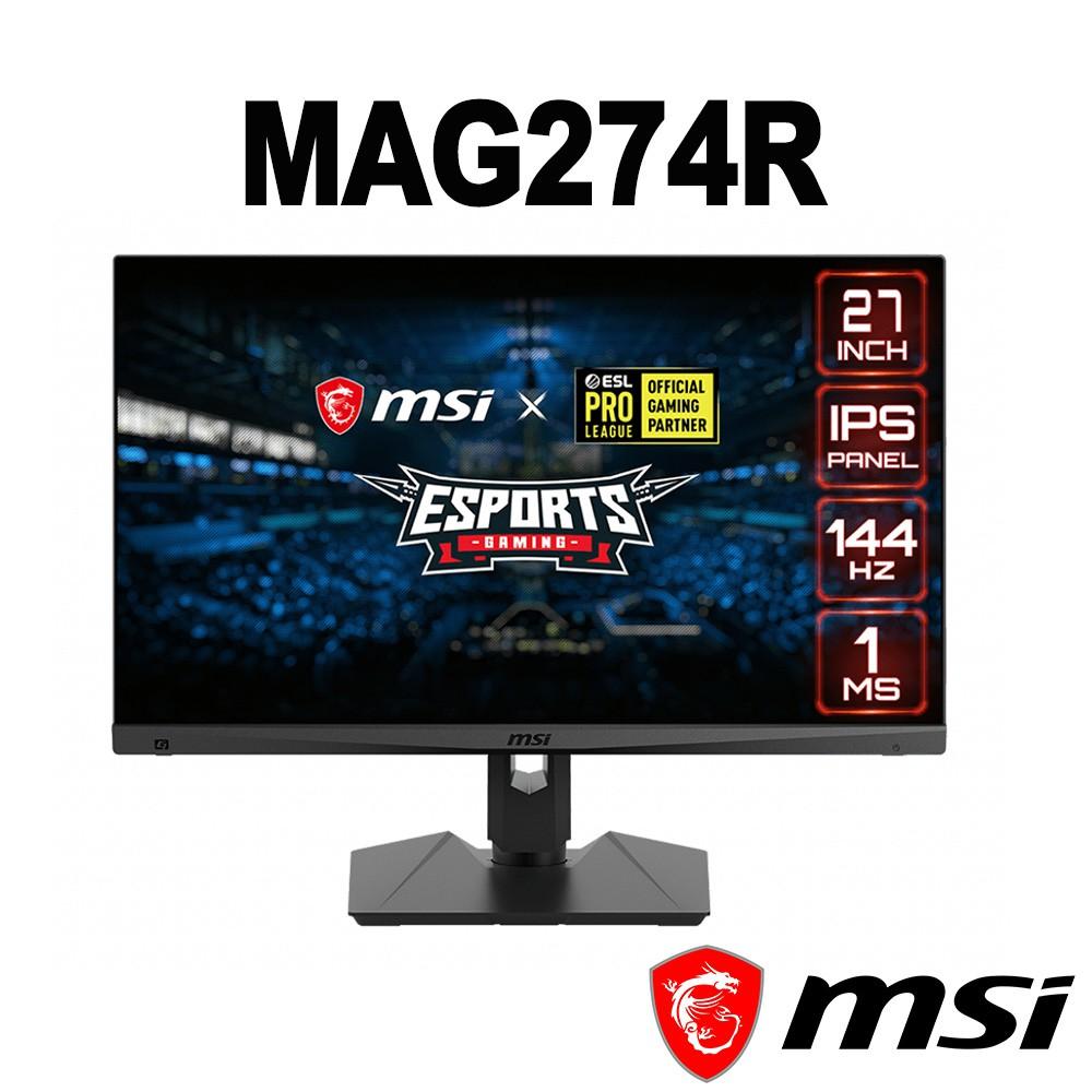 msi微星 Optix MAG274R 27吋 電競螢幕