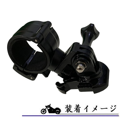 sj2000 mio MiVue M772 WIFI Plus m658 m655 U型固定座機車支架圓管行車記錄器支架