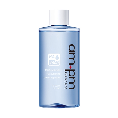 ampm 1000分子玻尿酸超保濕卸妝水(200ml)【小三美日】D226927